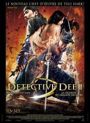 Di Renjie: Shen du long wang (Détective Dee II : La Légende du Dragon des Mers)