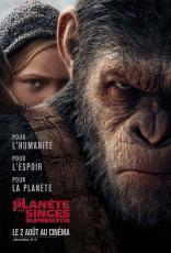 La Planète des Singes - Suprématie (2017)