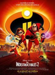 The Incredibles 2 (Les Indestructibles 2)