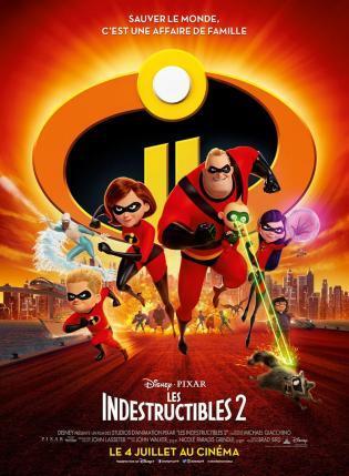 Les Indestructibles 2 (2018)