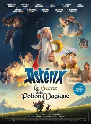 Astérix - Le Secret de la Potion Magique (2018)