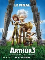 Arthur 3 La Guerre des Deux Mondes (2010)